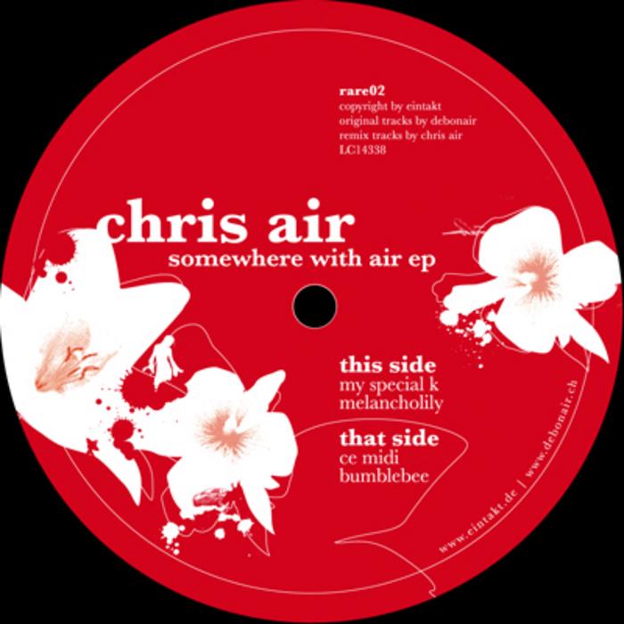 AIR, Chris - Somwhere With Air EP