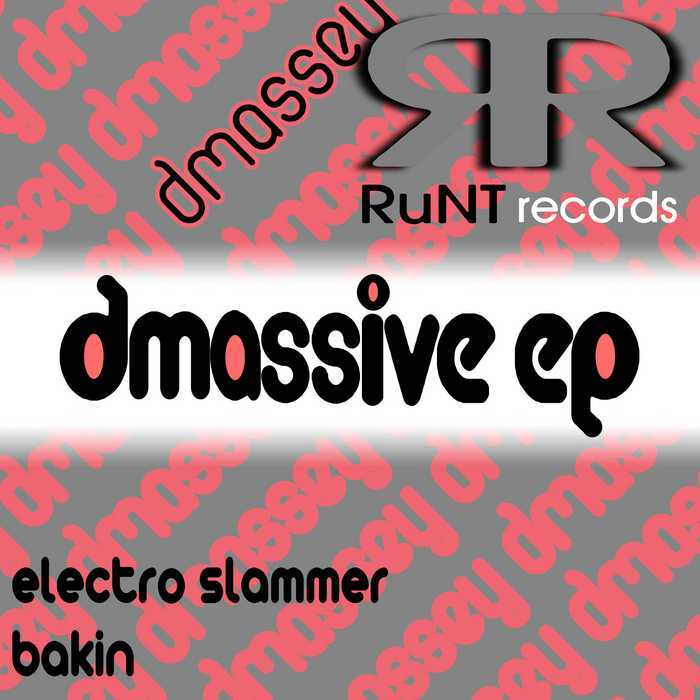 DMASSEY - Dmassive EP