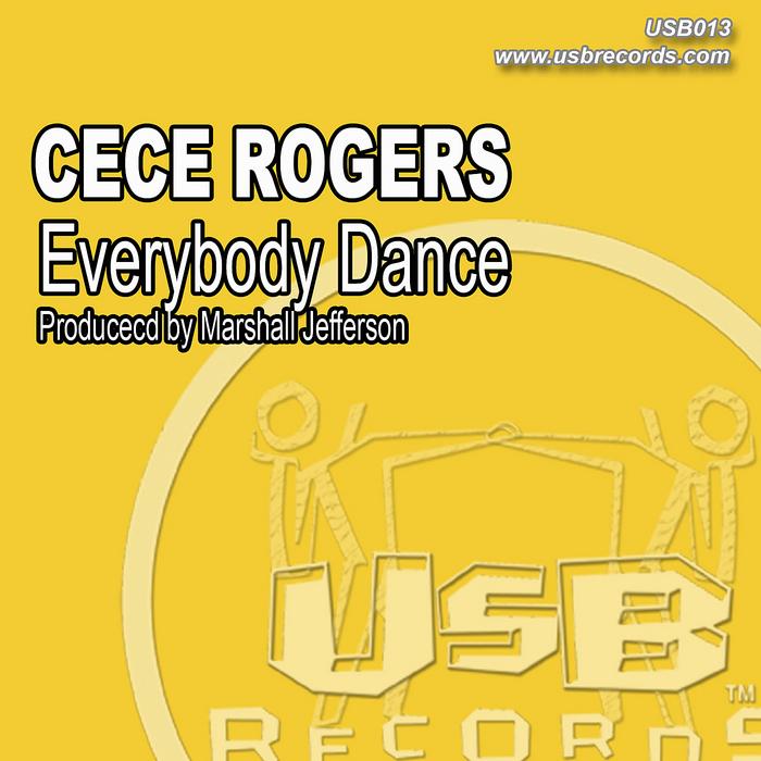 CECE ROGERS - Everybody Dance