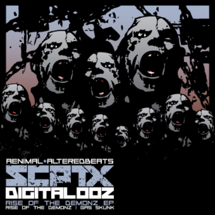 AENIMAL - Rise Of The Demonz EP
