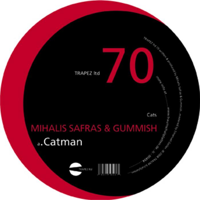 SAFRAS, Mihalis - Catman