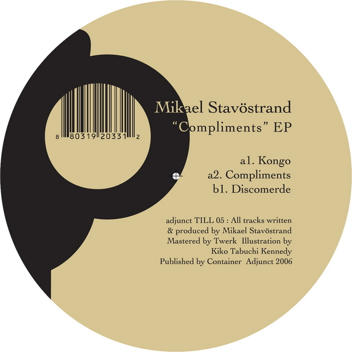 STAVOSTRAND, Mikael - Compliments