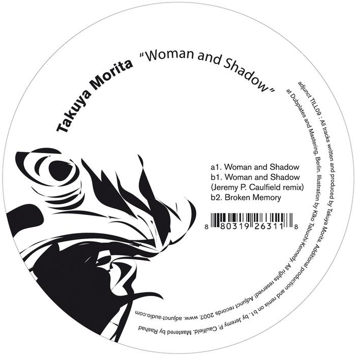 MORITA, Takuya - Woman And Shadow