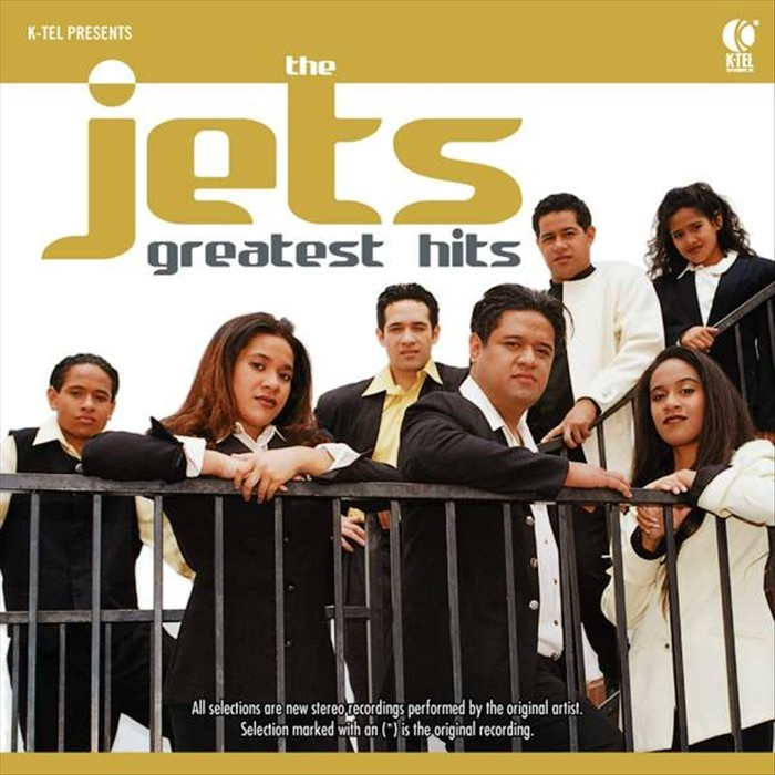 JETS, The - The Jets Greatest Hits
