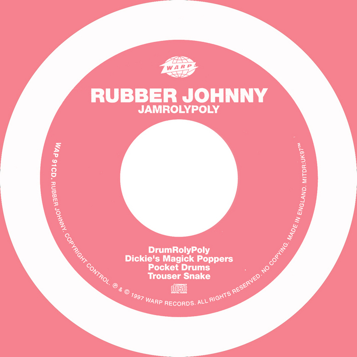 RUBBER JOHNNY - Jamrolypoly