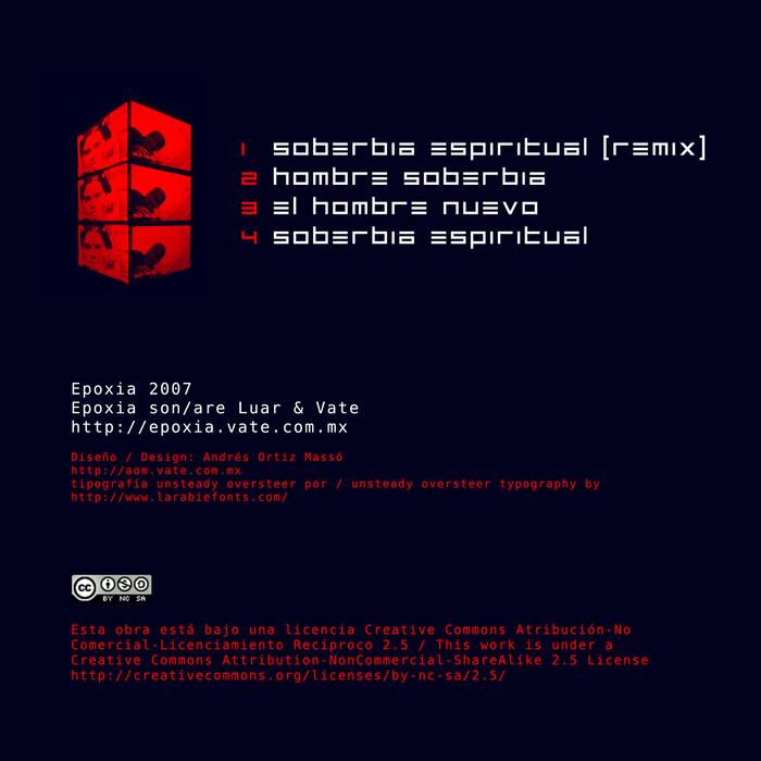 EPOXIA - Soberbia Espiritual