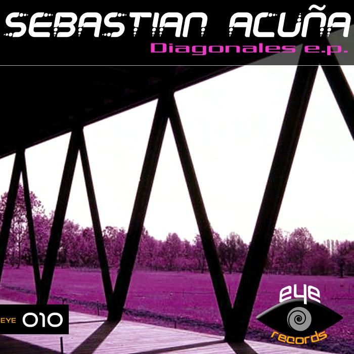 ACUNA, Sebastian - Diagonales EP