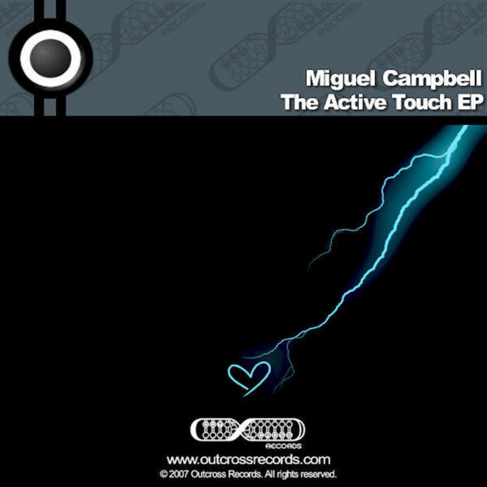 CAMPBELL, Miguel - The Active Touch EP