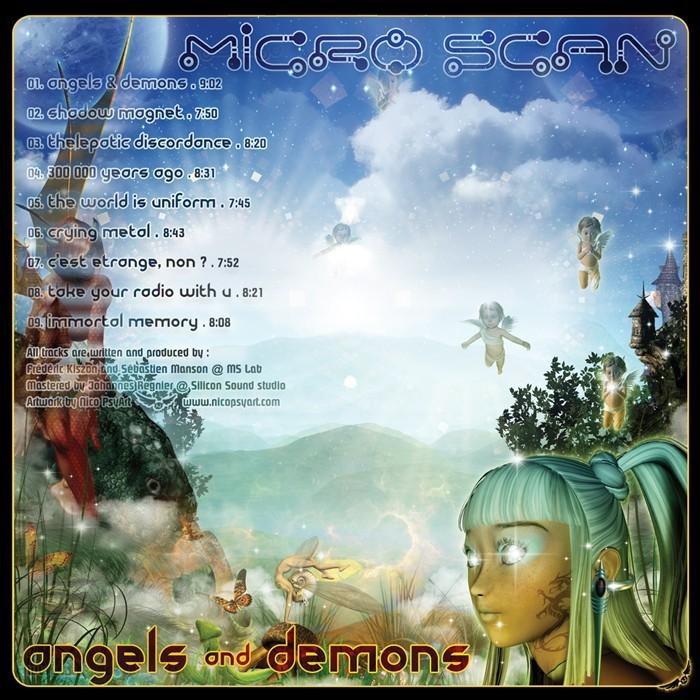 MICRO SCAN - Angels & Demons