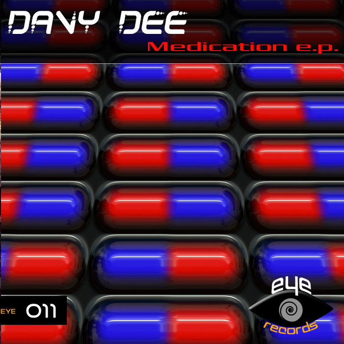 DEE, Davy - Medication EP