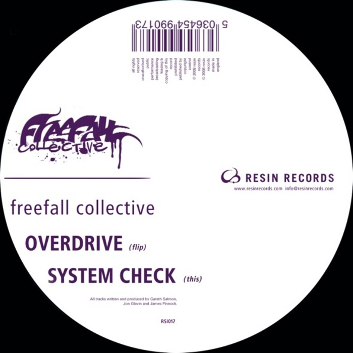 FREEFALL COLLECTIVE - Overdrive (Instrumental)