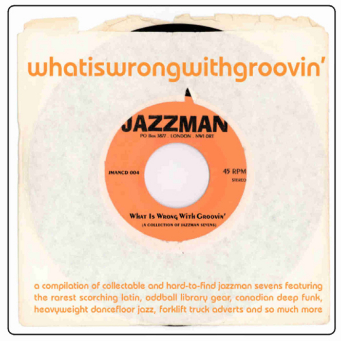 VARIOUS - What Is Wrong With Groovin'