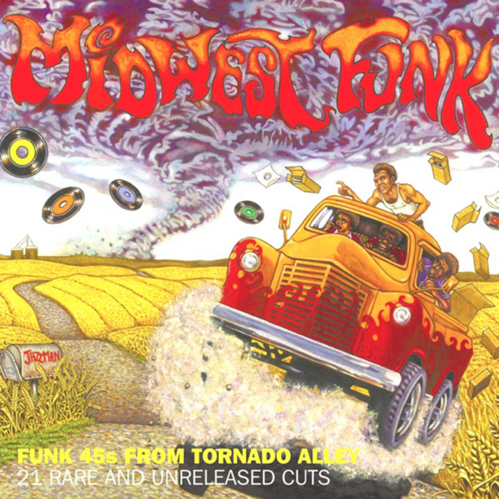 VARIOUS - Midwest Funk
