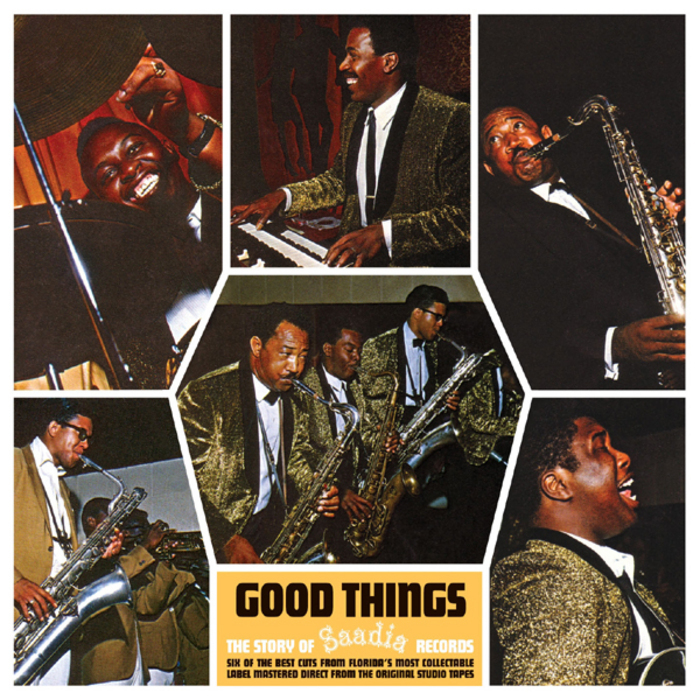 VARIOUS - Good Times: The Story Of Saadia Records
