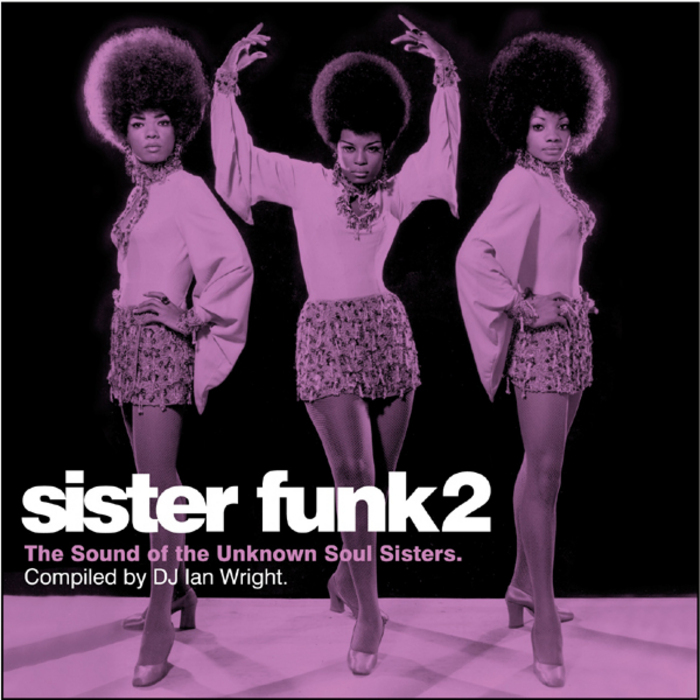 VARIOUS - Sister Funk 2: The Sound Of The Unknown Soul Sisters