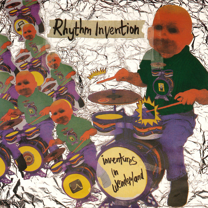 RHYTHM INVENTION - Inventures In Wonderland