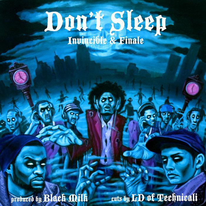 INVINCIBLE/FINALE - Don't Sleep