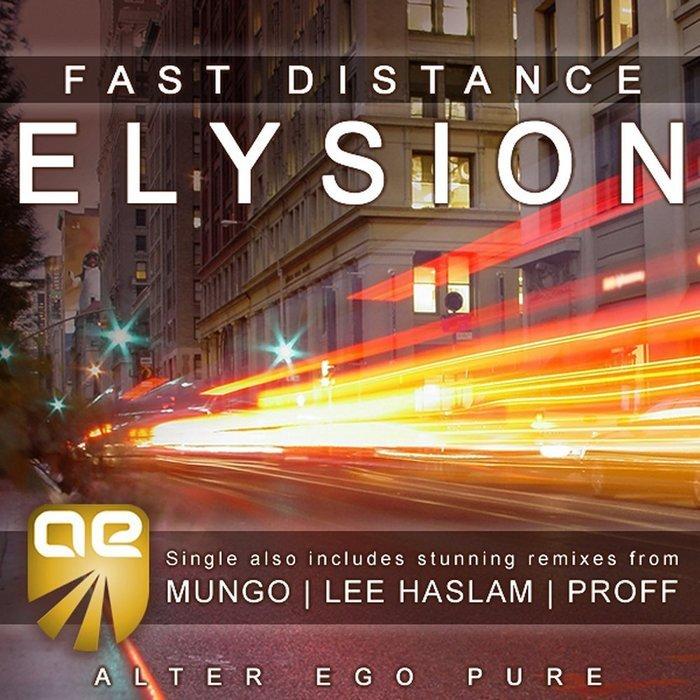 FAST DISTANCE - Elysion
