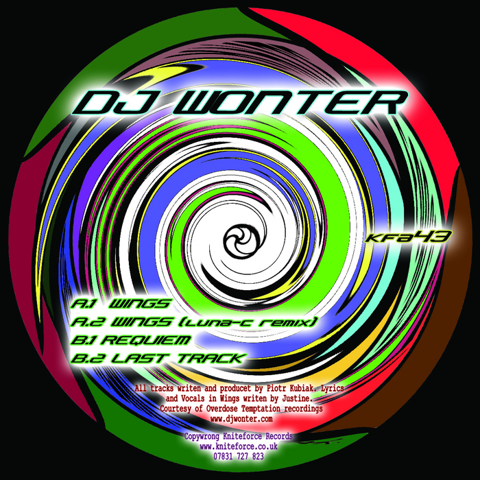 DJ WONTER - Wings