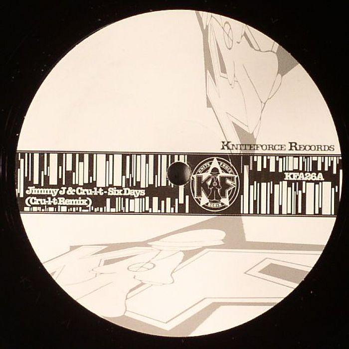 JIMMY J/CRU L T/PANACEA - Six Days (remix)