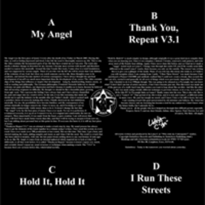 LUNA C - My Angel EP