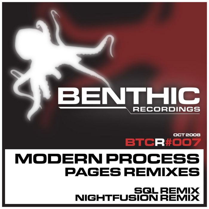 MODERN PROCESS - Pages Remixes