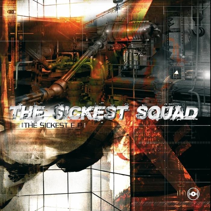 SICKEST SQUAD, The - The Sickest EP