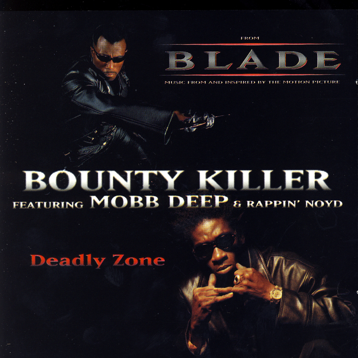 BOUNTY KILLER - Deadly Zone EP