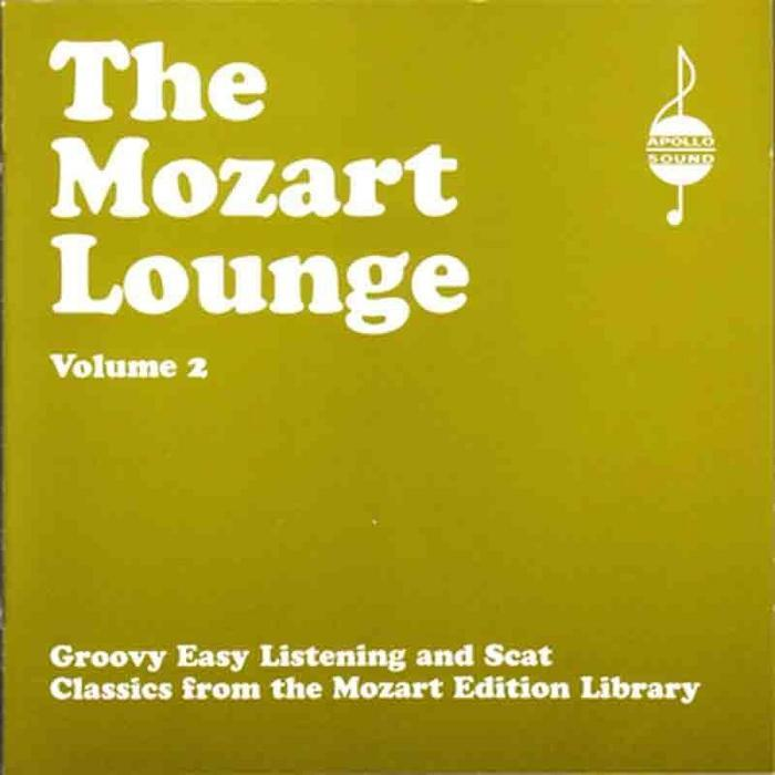VARIOUS - The Mozart Lounge Vol 2