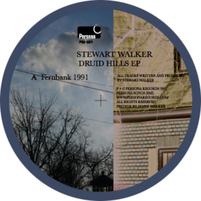 WALKER, Stewart - Druid Hills EP