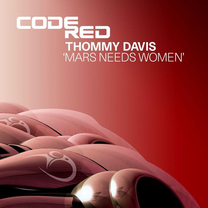 DAVIS, Thommy - Mars Needs Women