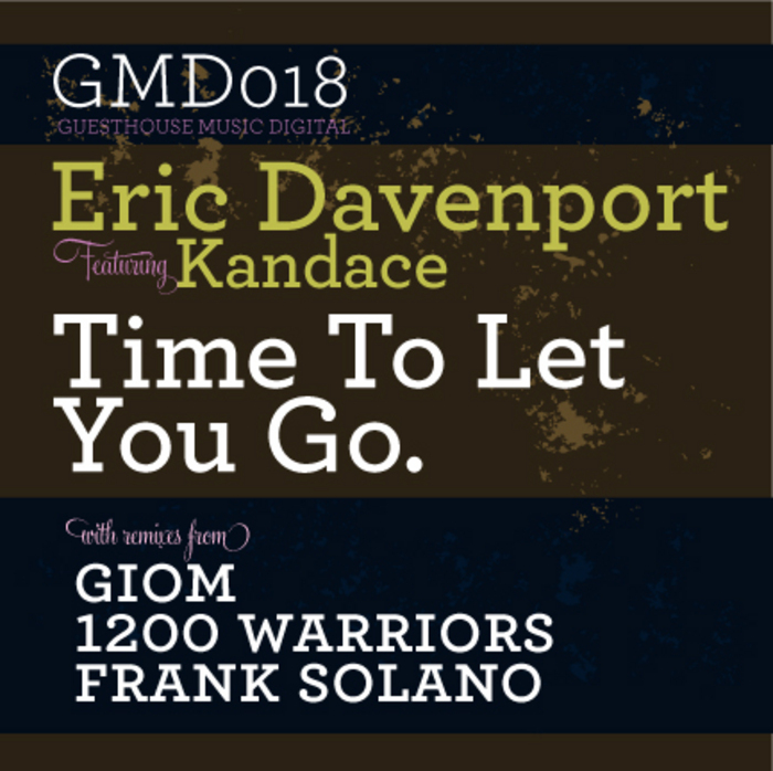 DAVENPORT, Eric - Time To Let You Go
