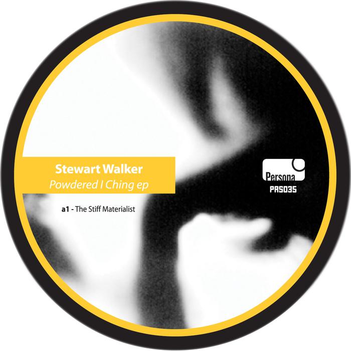 WALKER, Stewart - Powdered I Ching EP