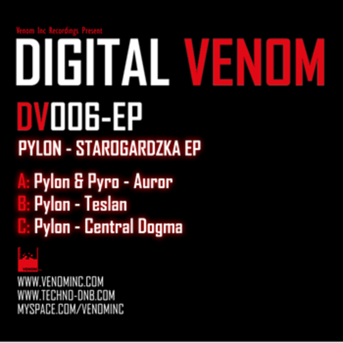 Venom Eminem Mp3 Download 320kb: The Starogardzka EP By Pylon/Pyro On MP3, WAV, FLAC, AIFF