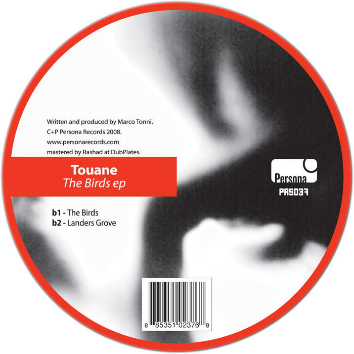 TOUANE - The Birds EP