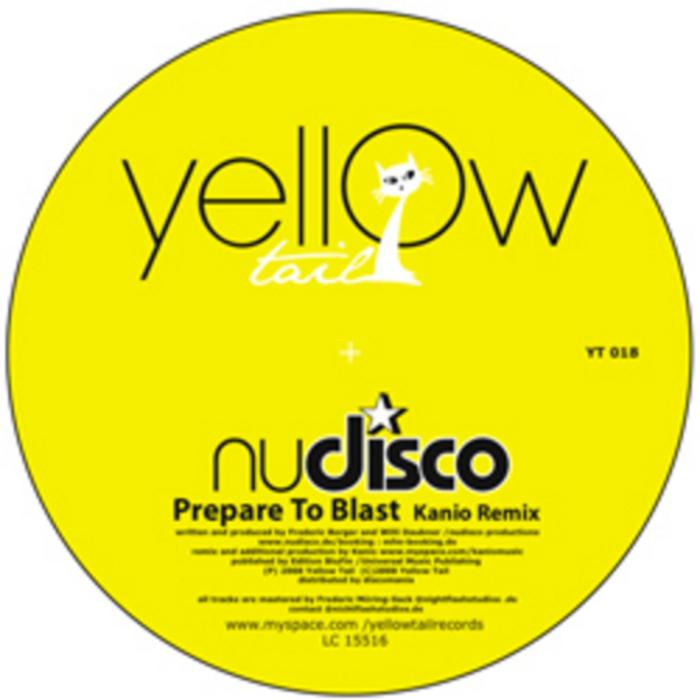 NUDISCO - Prepare To Blast