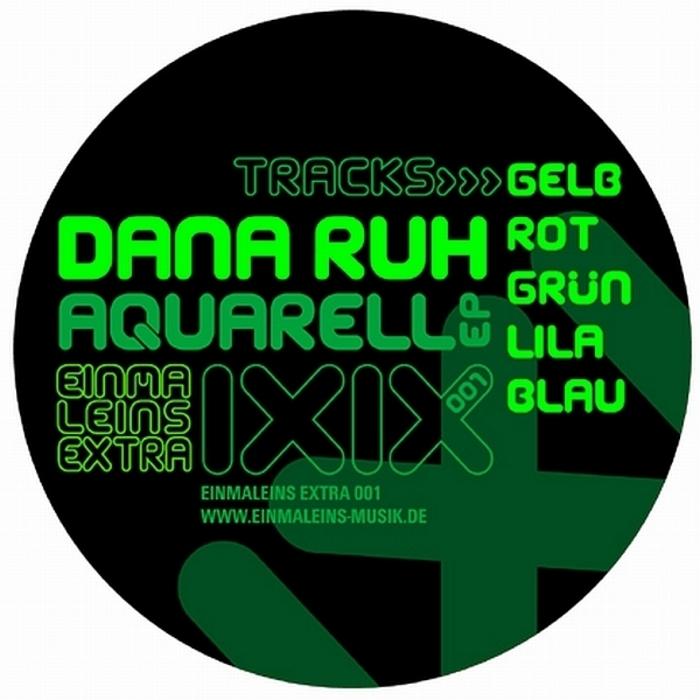 RUH, Dana - Aquarell EP