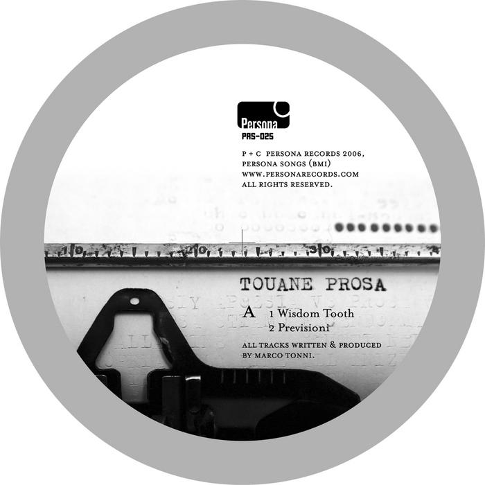 TOUANE - Prosa