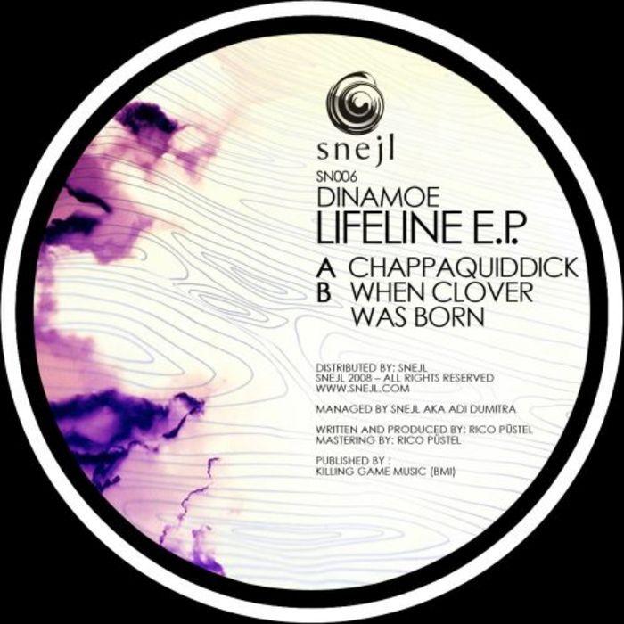 DINAMOE - Lifeline EP