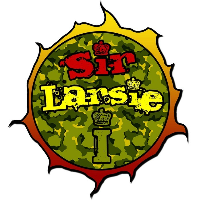 SIR LARSIE I - Jah Glory EP