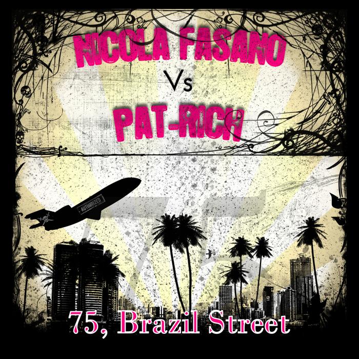 FASANO, Nicola vs PAT RICH - 75 Brazil Street