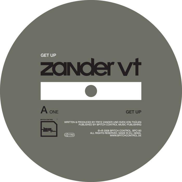 ZANDER VT - Get Up