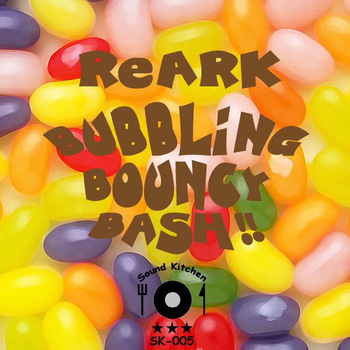 REARK - Bubbling Bouncy Bash!!