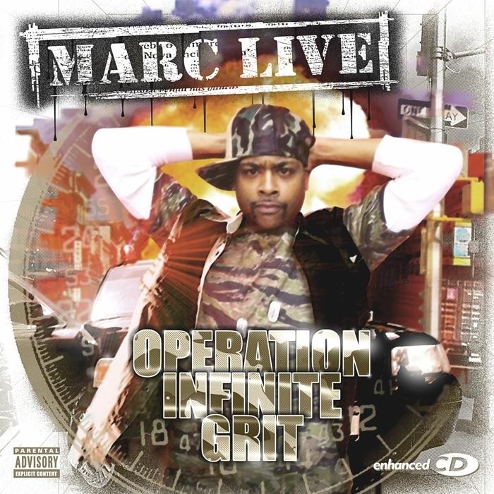 LIVE, Marc - Operation Infinite Grit
