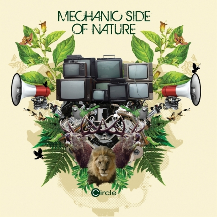 VARIOUS - Mechanic Side Of Nature