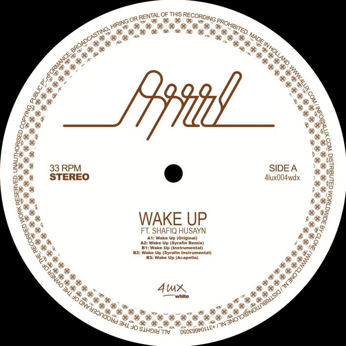 AQEEL feat SHAFIQ HUSAYN of SA RAC - Wake Up