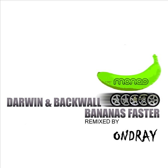 DARWIN & BACKWALL - Banana's Faster (Take Me Back To Atari mix)