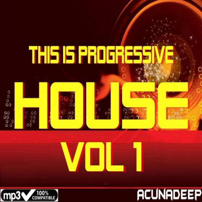 VARIOUS - This Is Progressive House Vol 1