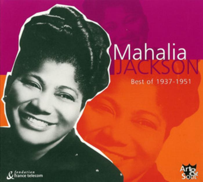 JACKSON, Mahalia - Best Of 1937-1951