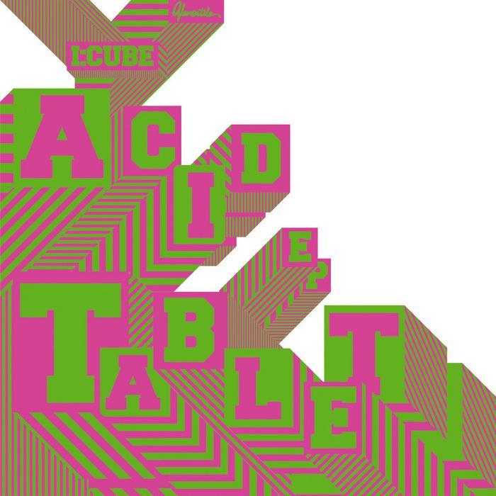 I CUBE - Acid Tablet EP